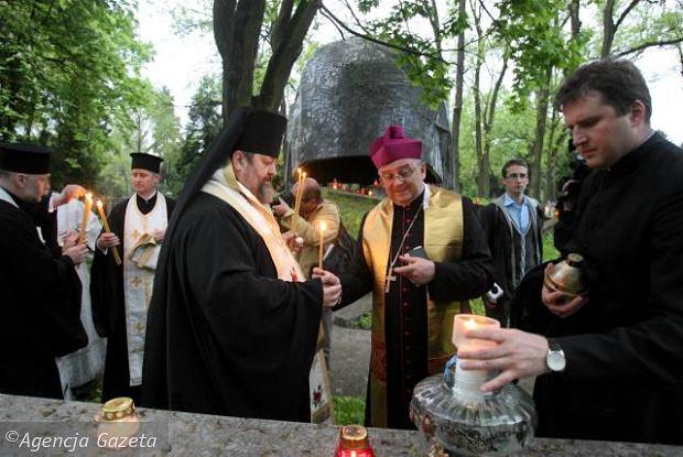 z7861318Q,Arcybiskup-Jozef-Zycinski-i-prawoslawny-arcybiskup