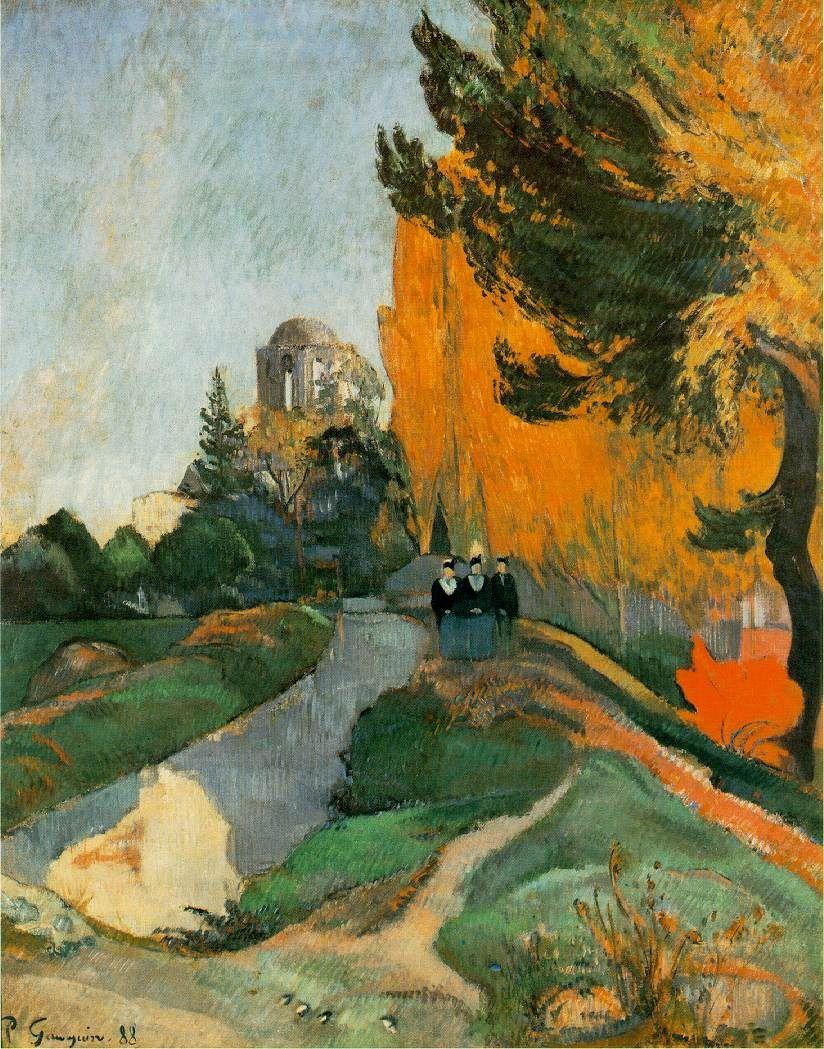 Gauguin Arles